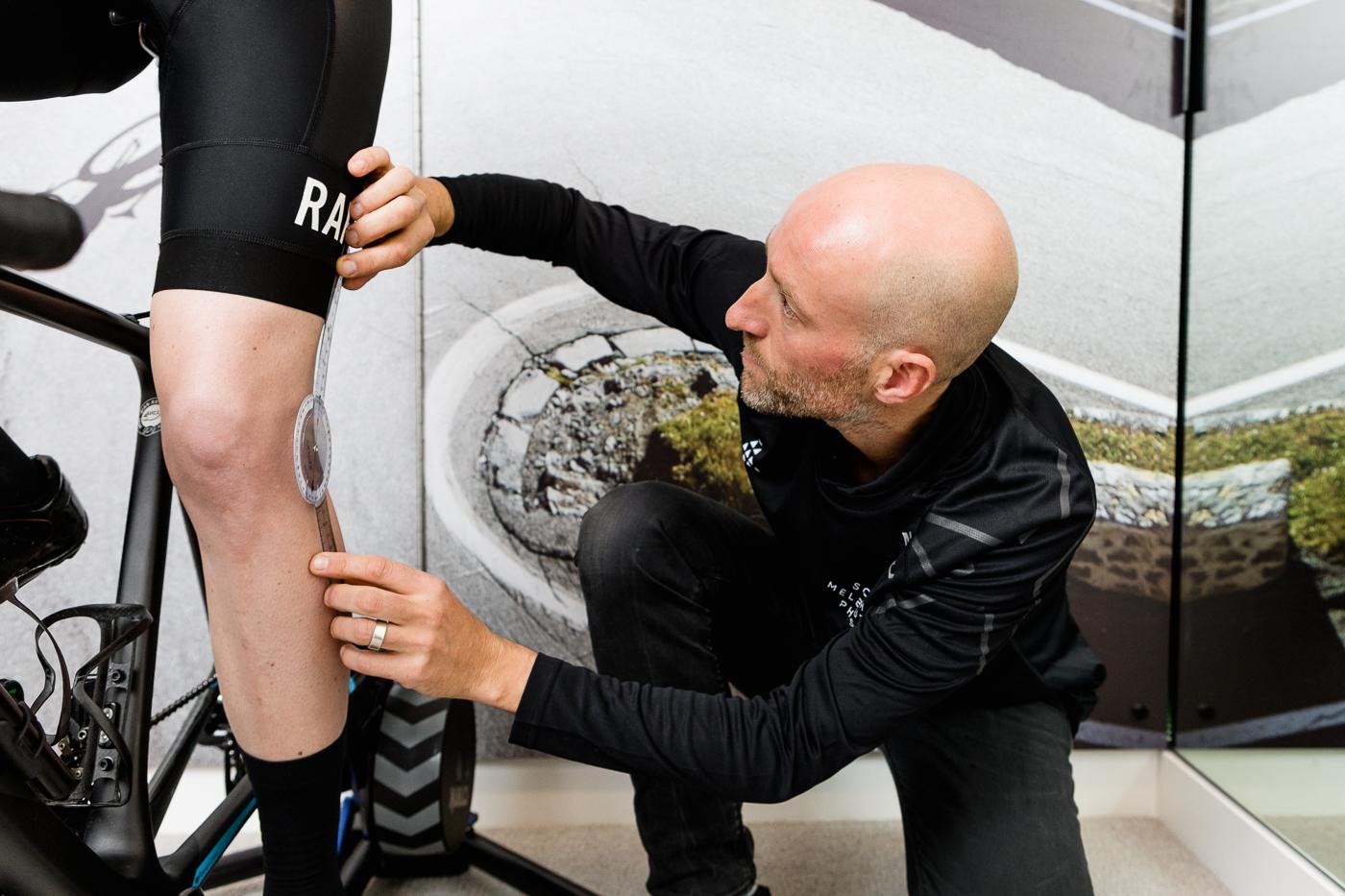 Bike Fit - fix knee pain