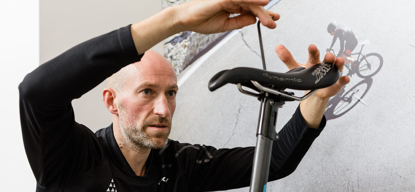bike fit setup seat height